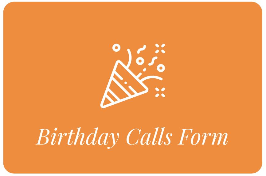birthday calls